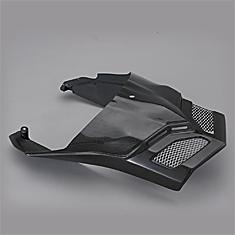 【de LIGHT】碳纖維排氣管護蓋 - 「Webike-摩托百貨」