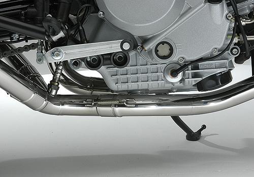 【de LIGHT】Roll End Megaphone 全段排氣管 - 「Webike-摩托百貨」