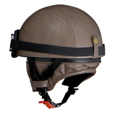 【LEAD】BARTON WB-33 皮革半罩安全帽 - 「Webike-摩托百貨」