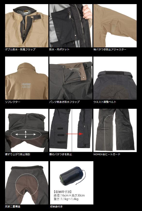 【POWERAGE】Splash成套雨衣 - 「Webike-摩托百貨」