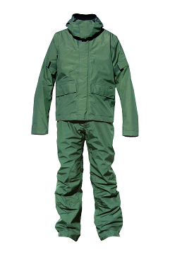 【POWERAGE】Splash hood成套雨衣 - 「Webike-摩托百貨」