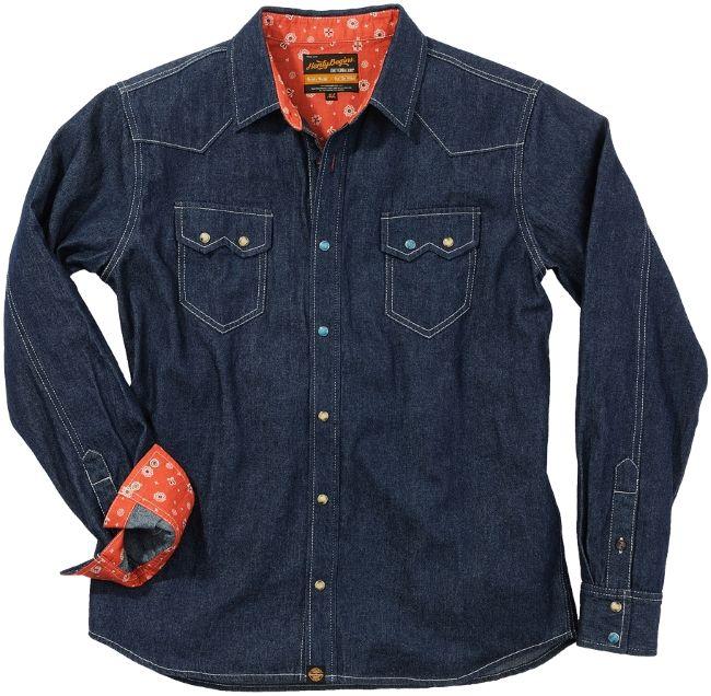 NHB1502 Denim Shirt