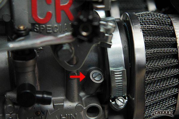 【CHERRY】CR化油器用 空氣螺絲O--ring - 「Webike-摩托百貨」