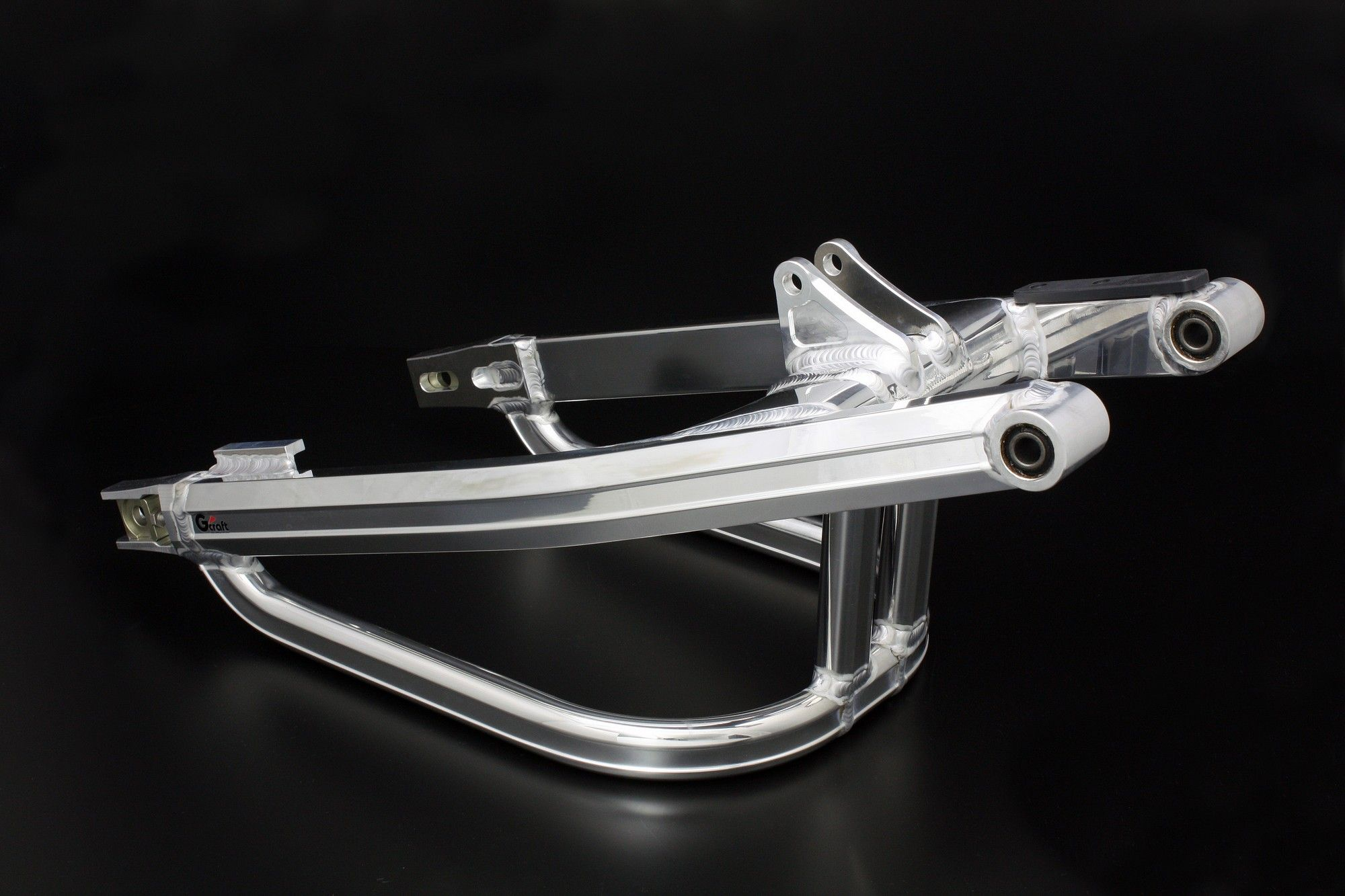 【G-Craft】GROM專用多角形後搖臂 (附平衡支架) - 「Webike-摩托百貨」