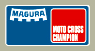 【HollyEquip】MAGURA Motocross Champion 貼紙 - 「Webike-摩托百貨」