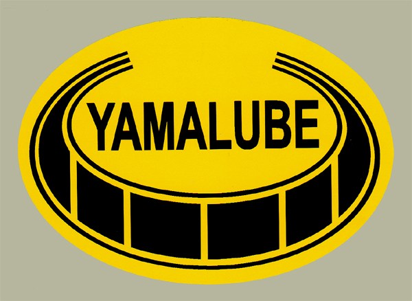 【HollyEquip】YAMALUBE 貼紙 - 「Webike-摩托百貨」