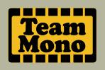 【HollyEquip】Team Mono 貼紙 - 「Webike-摩托百貨」
