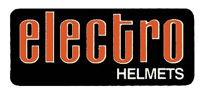 【HollyEquip】Electro Helmet Rectangle 貼紙 - 「Webike-摩托百貨」