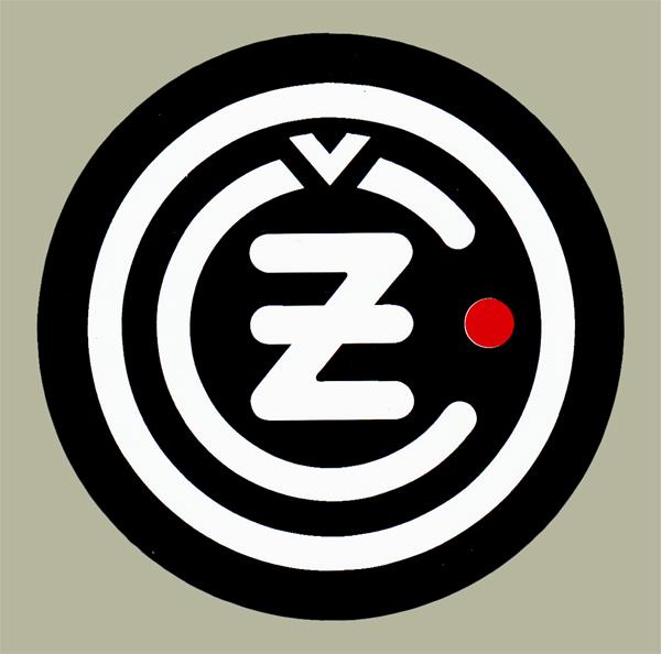 【HollyEquip】CZ Circle 貼紙 - 「Webike-摩托百貨」