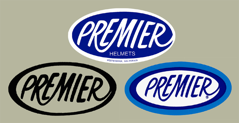 【HollyEquip】Premier Helmet 貼紙套件 - 「Webike-摩托百貨」