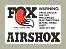 【HollyEquip】FOX Airshox-Late w/tail 避震器貼紙(Tail)(PR) - 「Webike-摩托百貨」