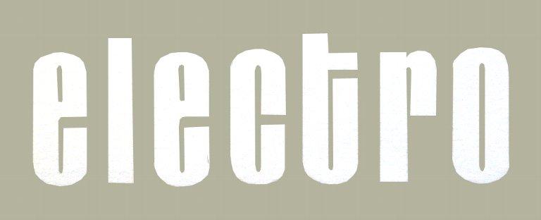 【HollyEquip】Electro Helmet Die-Cut 貼紙 - 「Webike-摩托百貨」