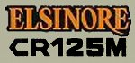 【HollyEquip】1974-75 HONDA CR125 Elsinore 側蓋貼紙(PR) - 「Webike-摩托百貨」