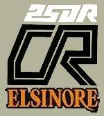 【HollyEquip】1979 HONDA CR250R Elsinore 側蓋貼紙(PR) - 「Webike-摩托百貨」