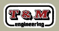 【HollyEquip】T&M Engineering貼紙 - 「Webike-摩托百貨」