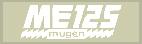 【HollyEquip】Mugen ME125 貼紙 - 「Webike-摩托百貨」