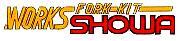 【HollyEquip】SHOWA Works Fork-Kit 貼紙 - 「Webike-摩托百貨」