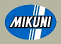 【HollyEquip】MIKUNI 貼紙 - 「Webike-摩托百貨」