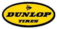 【HollyEquip】Dunlop 輪胎貼紙 - 「Webike-摩托百貨」
