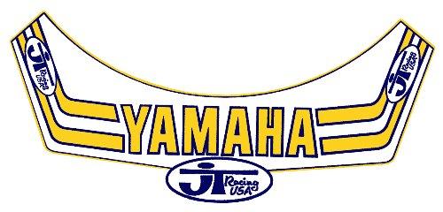 【HollyEquip】JT Team YAMAHA 帽緣貼紙 - 「Webike-摩托百貨」