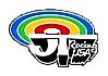 【HollyEquip】JT Racing Rainbow 貼紙(Round) - 「Webike-摩托百貨」