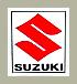 【HollyEquip】SUZUKI S貼紙 - 「Webike-摩托百貨」
