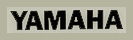 【HollyEquip】YAMAHA 6 黑色貼紙 - 「Webike-摩托百貨」