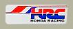 【HollyEquip】HRC 條紋貼紙 - 「Webike-摩托百貨」