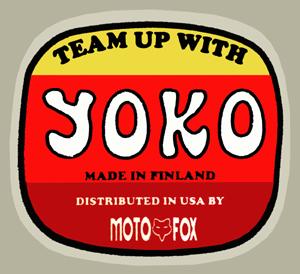 【HollyEquip】YOKO FOX 貼紙 - 「Webike-摩托百貨」