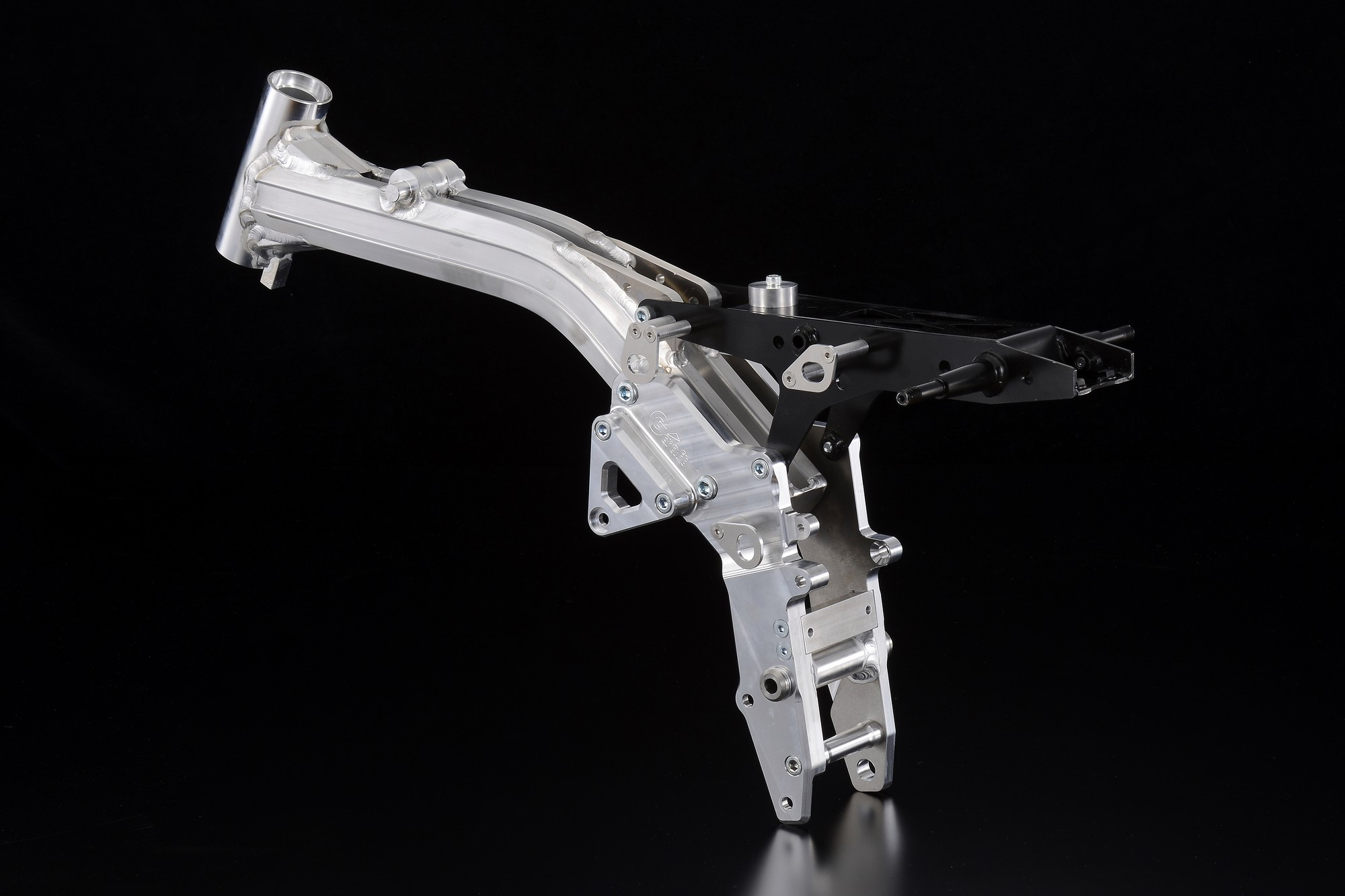 【G-Craft】GC-020 鋁合金車架 - 「Webike-摩托百貨」