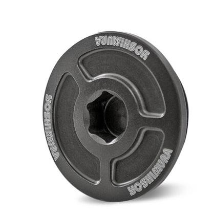 【YOSHIMURA】美國吉村 引擎塞子(引擎檢修蓋) Large - 「Webike-摩托百貨」