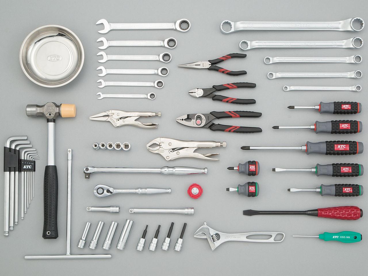 Ktc Sepeda Motor Tool Set Webike Indonesia Toolkit 11 In 1 Hitam Ktcsepeda