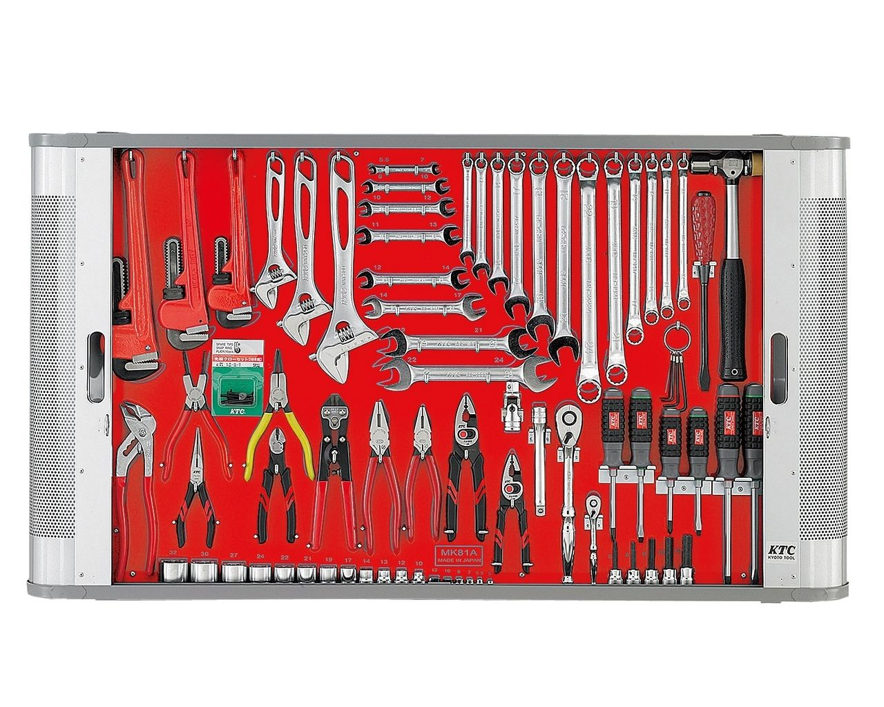 Mechanic Kit Case General Machine Maintenance Direction