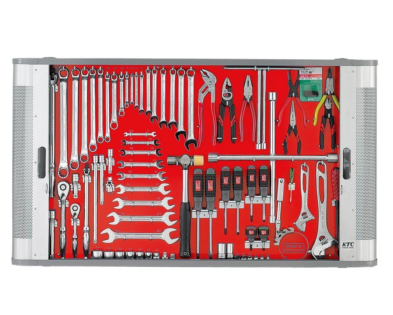 Mechanic Kit Case Vehicle Maintenance Direction