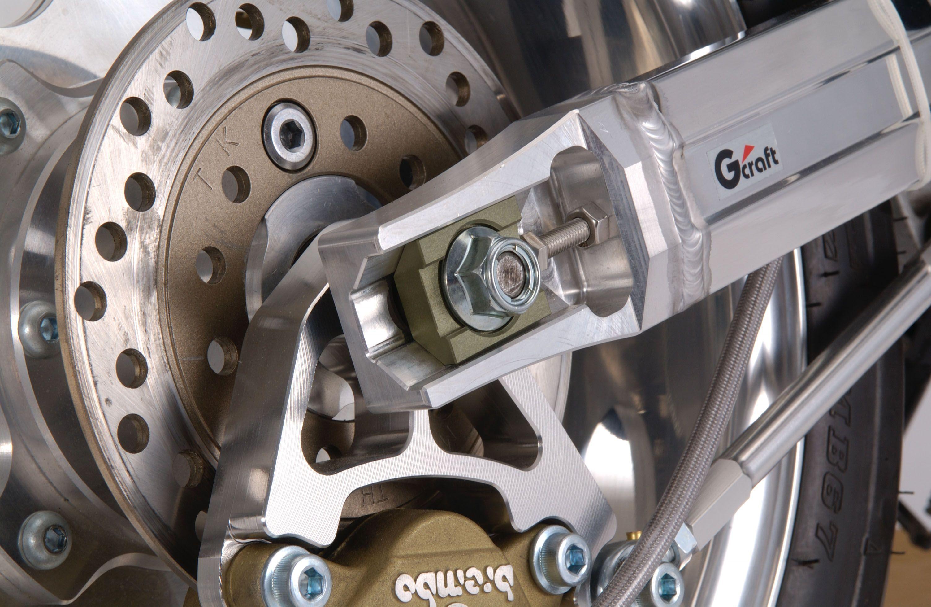 【G-Craft】DAX專用多角型雙避震後搖臂mini 加長4cm - 「Webike-摩托百貨」