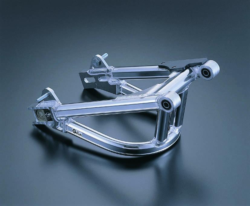 【G-Craft】標準型雙避震後搖臂  附平衡架 16cm長 - 「Webike-摩托百貨」