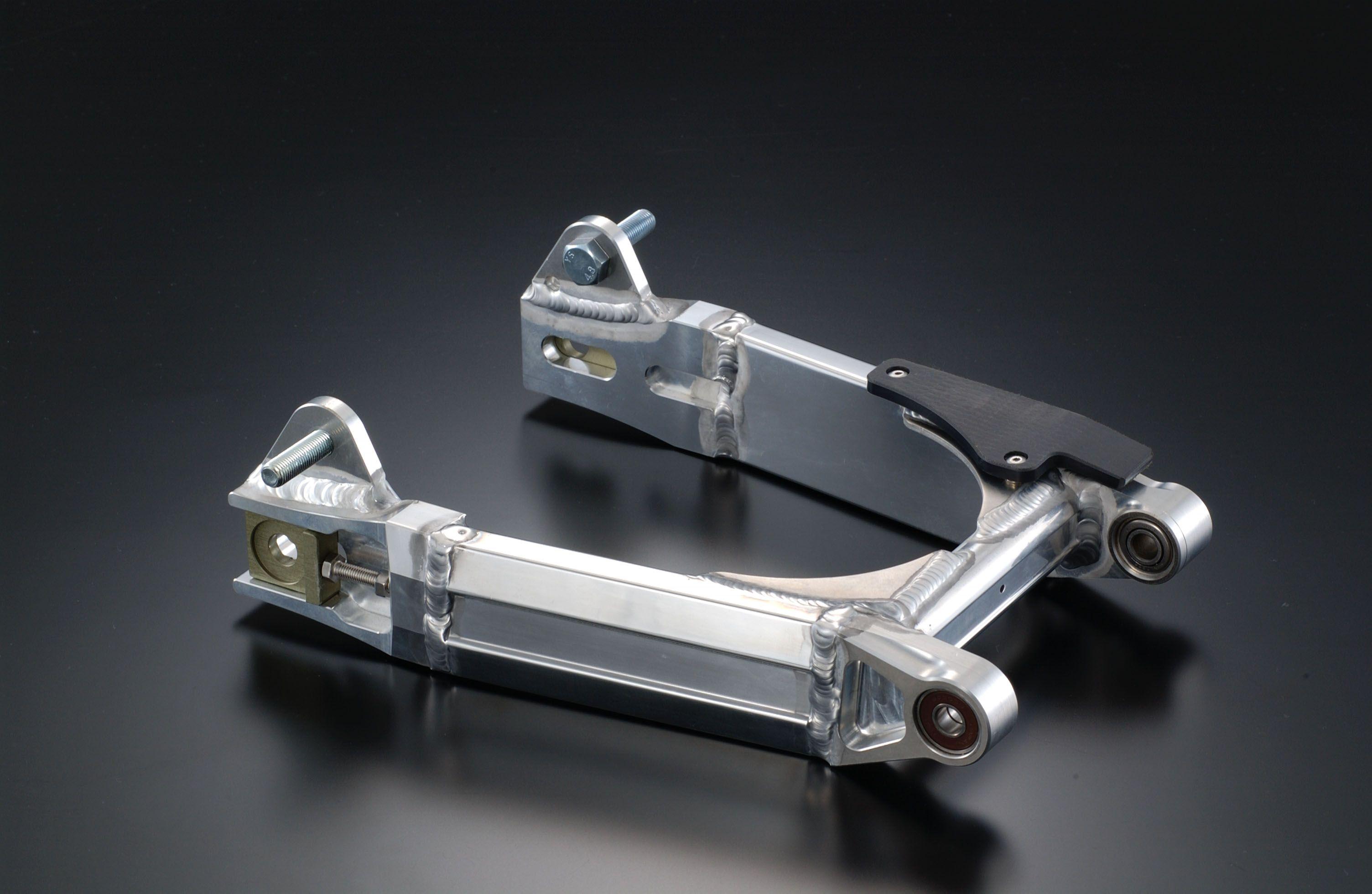 【G-Craft】超寬版雙避震多角型後搖臂 加長20cm - 「Webike-摩托百貨」