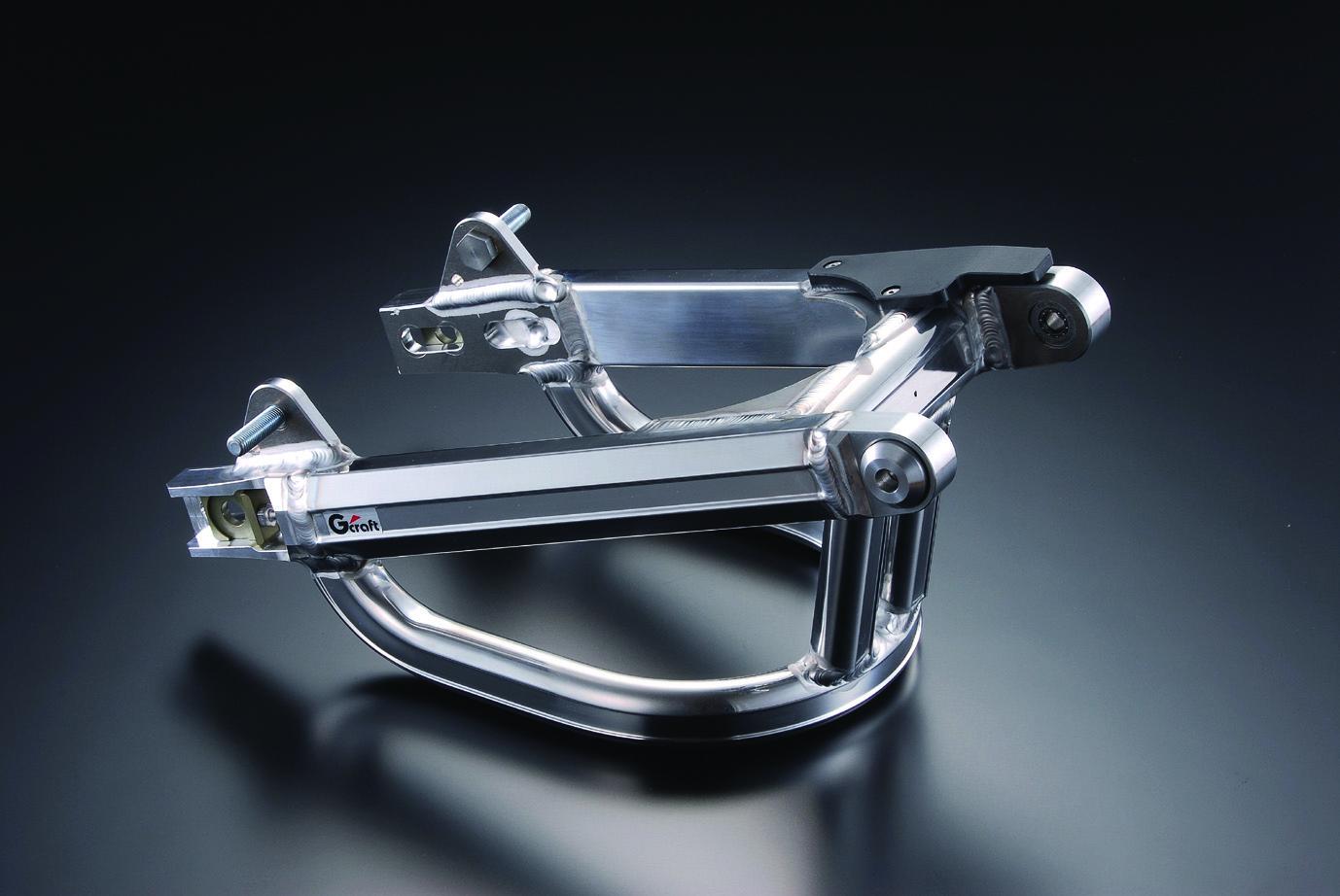 【G-Craft】標準型雙避震後搖臂  Triple Square結構 附平衡架 16cm長 - 「Webike-摩托百貨」