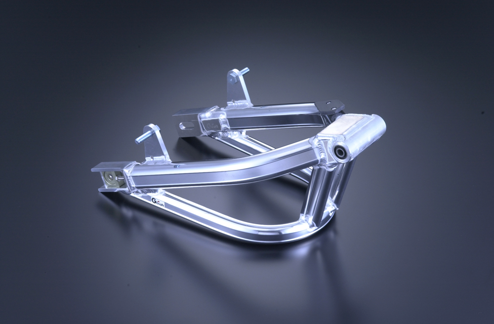 【G-Craft】DAX專用多角型雙避震後搖臂mini (附平衡支架) 加長12cm - 「Webike-摩托百貨」