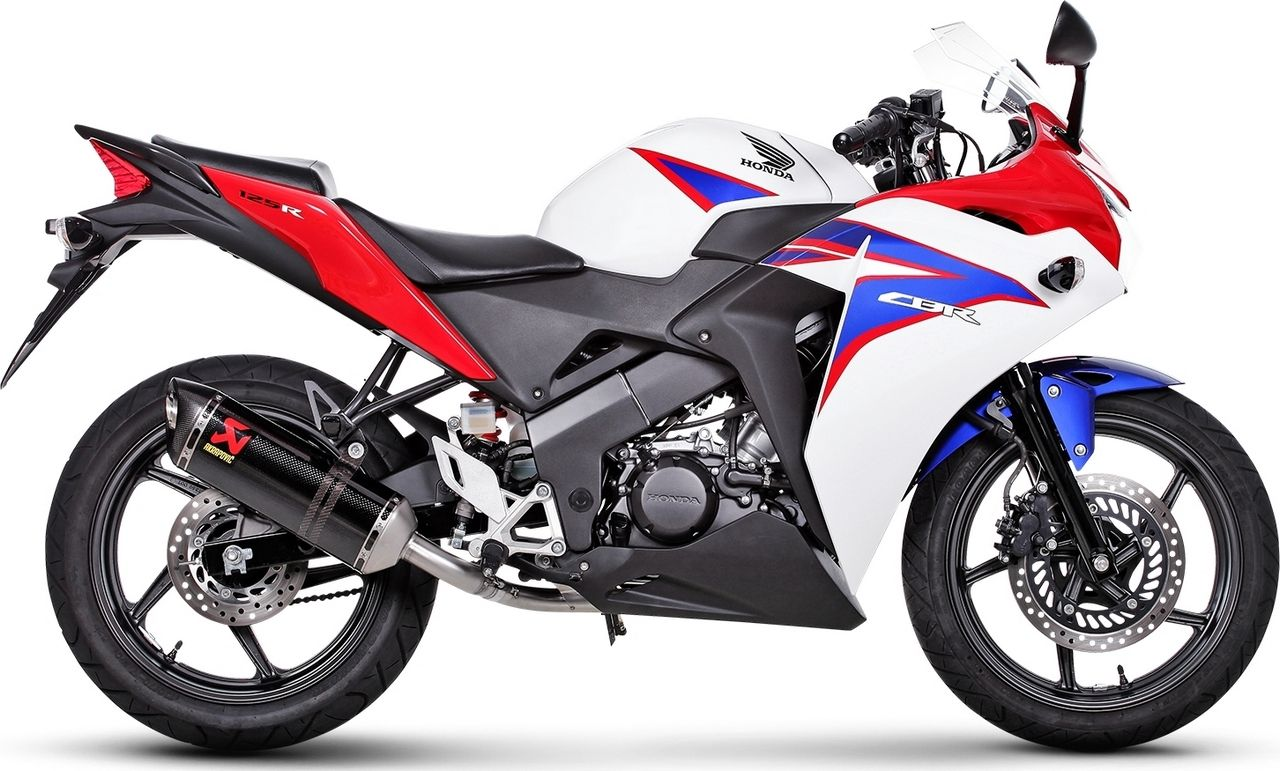 【AKRAPOVIC】Racing 碳纖維排氣管尾段  (碳纖維尾蓋消音器)  - 「Webike-摩托百貨」