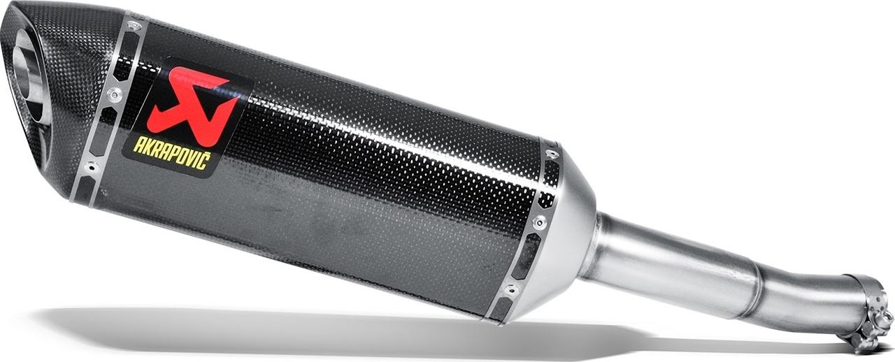 【AKRAPOVIC】Line 碳纖維排氣管尾段 - 「Webike-摩托百貨」