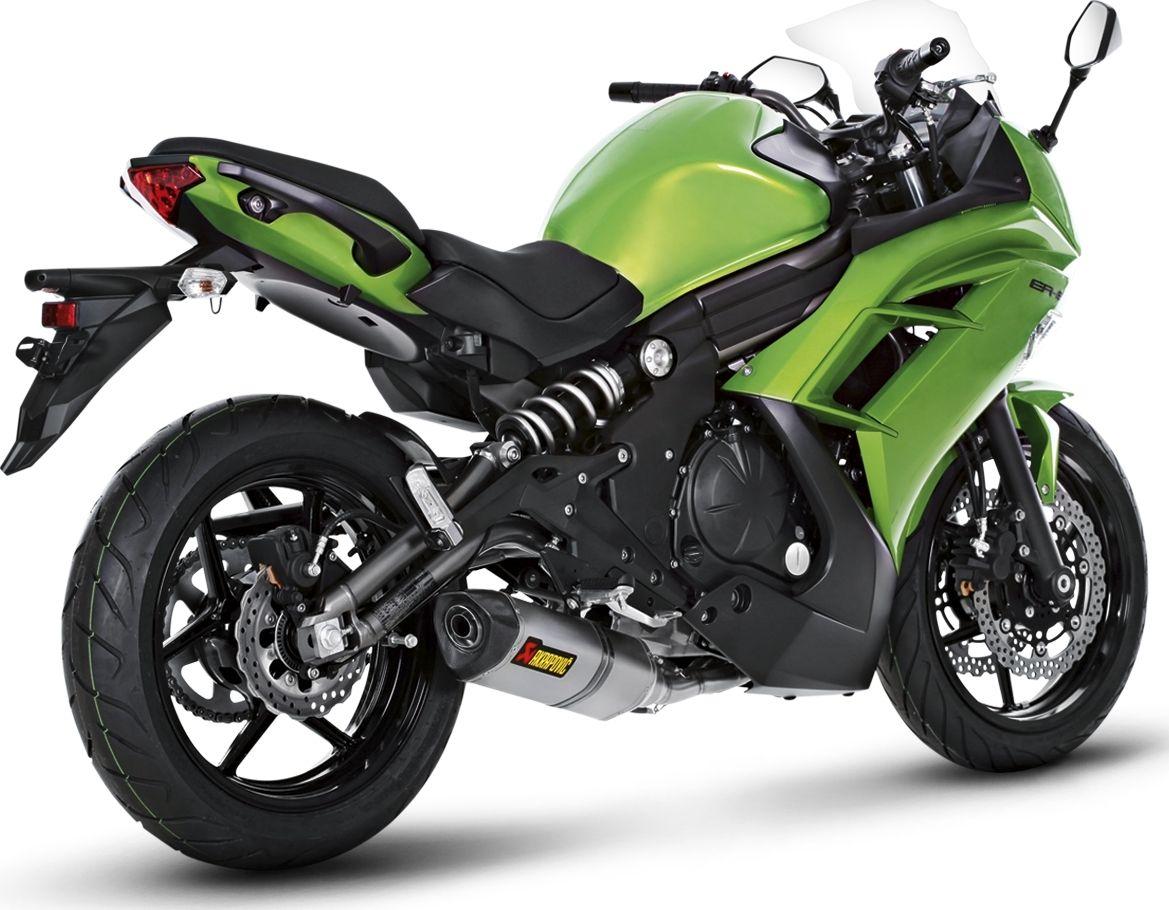 【AKRAPOVIC】e1型式 Racing Line (2-1) 鈦合金全段排氣管 - 「Webike-摩托百貨」