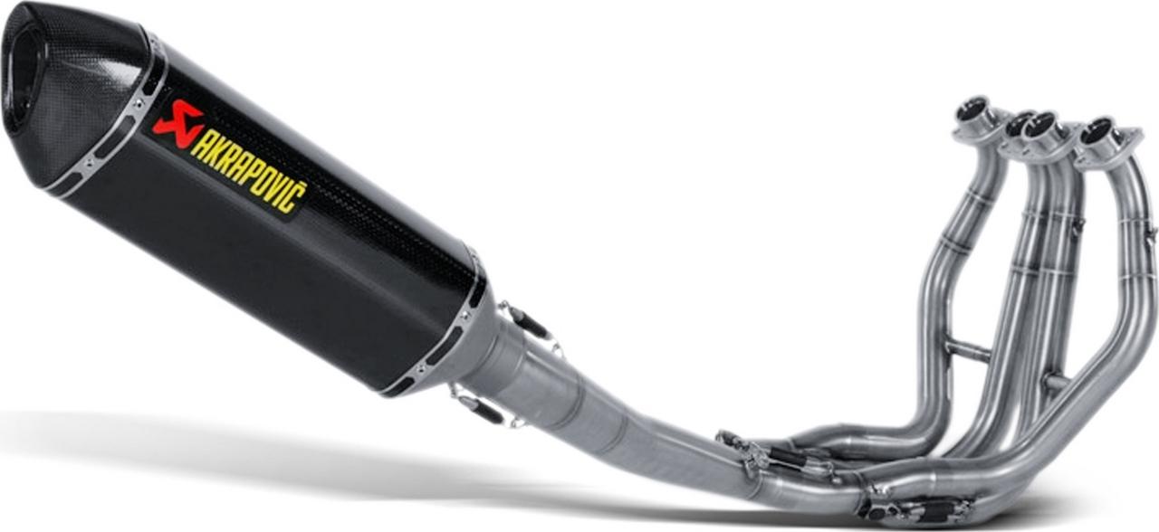 【AKRAPOVIC】競賽型排氣管 - 「Webike-摩托百貨」