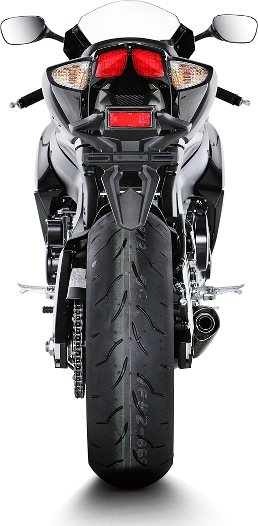 【AKRAPOVIC】Racing Line 2 (4-2-1) 碳纖維全段排氣管 (碳纖維尾蓋 短消音器) - 「Webike-摩托百貨」
