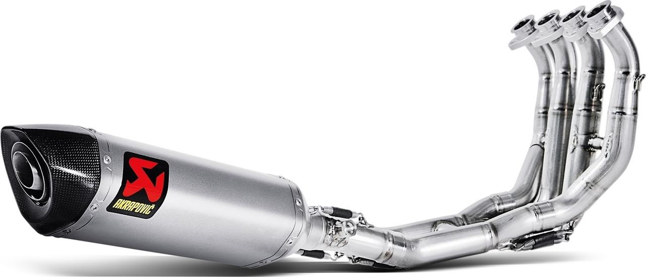 【AKRAPOVIC】Evolution排氣管 - 「Webike-摩托百貨」