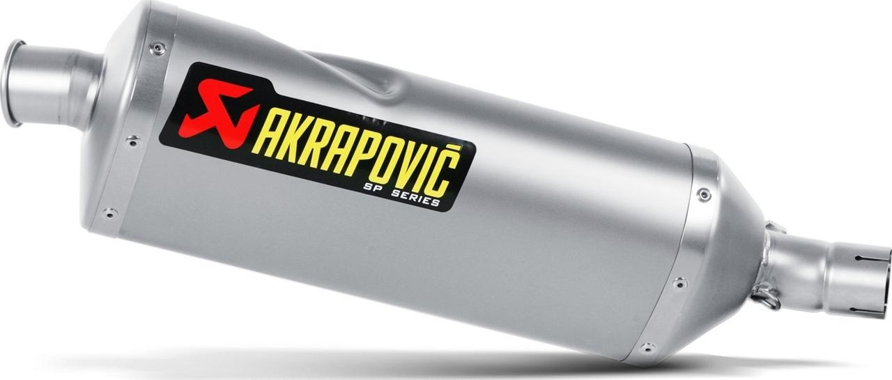 【AKRAPOVIC】SP 系列 Open Line 鈦合金排氣管尾段 - 「Webike-摩托百貨」