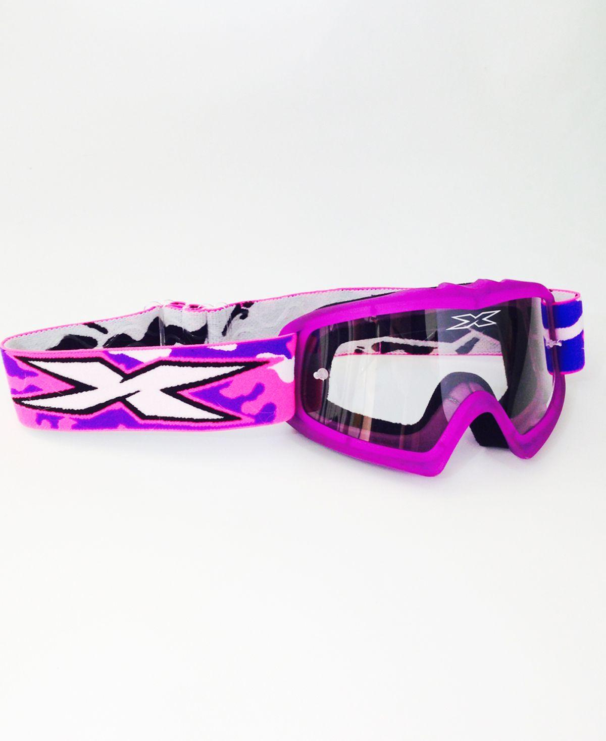 【EKS (X) Brand】兒童用越野風鏡 『X-GROM』 - 「Webike-摩托百貨」