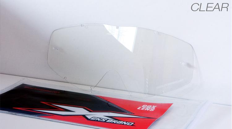 【EKS (X) Brand】X-GROM 防霧塗料鏡片 【選配】 - 「Webike-摩托百貨」