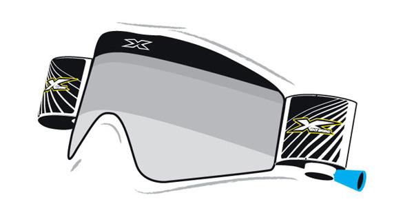 【EKS (X) Brand】GOX Complete Roll-off 系統套件 【選配】 - 「Webike-摩托百貨」