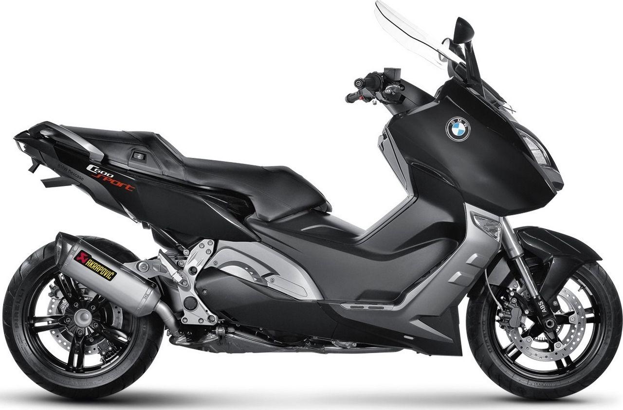 【AKRAPOVIC】e1型式 不鏽鋼排氣管尾段(滑套式) - 「Webike-摩托百貨」